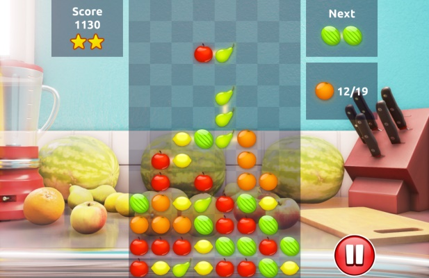 Fruit Pulp ingame screenshot