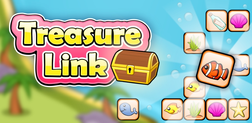 Treasure Link - HTML5 mahjong game available for licensing