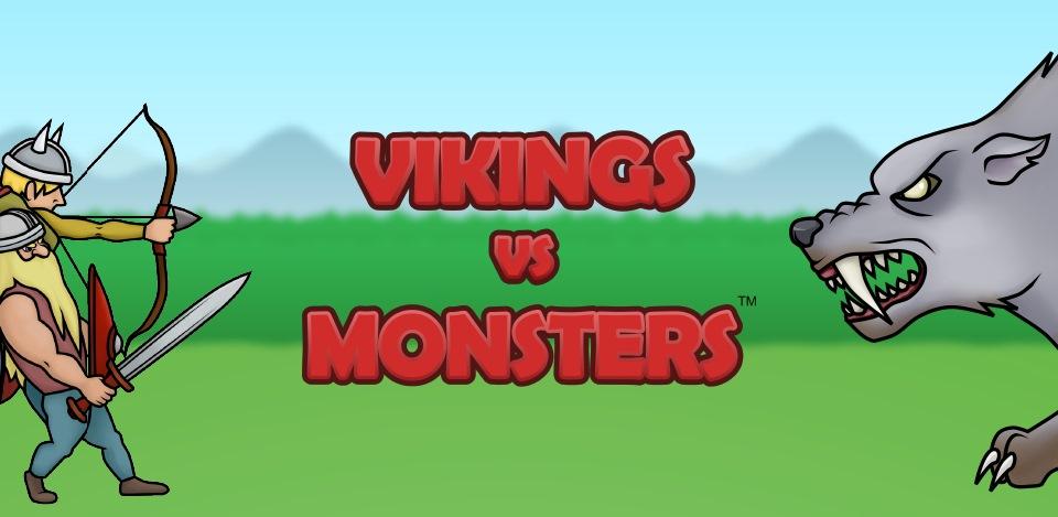 Vikings vs Monsters - HTML5 RPG available for licensing